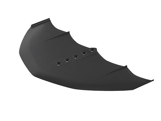RP3-Manta v3 Front Wing (Black)