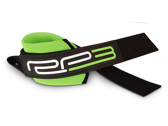 RP3 Foot Straps (Lime)