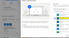Trigger flow on specific column modification in SharePoint- Adding trigger conditions-Power Automate