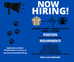 Now Hiring for Animal Control Deputy Position