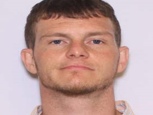 Pursuit in Fountain Inn, Man Wanted on Multiple Charges