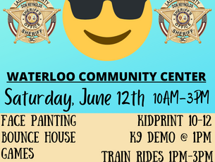 Sheriff's Summer Kickoff Coming to Waterloo!
