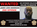Man Wanted For Failure To Register