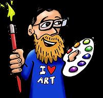 art with mr brent adult art class