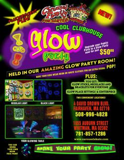 GLOW PARTY2011.3