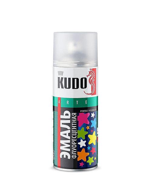 Эмаль флуоресцентная KUDO KU-1201