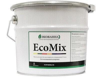 ЭКОВАННА EcoMix Набор Жидкий акрил для ванн 1,2-1,7 метра