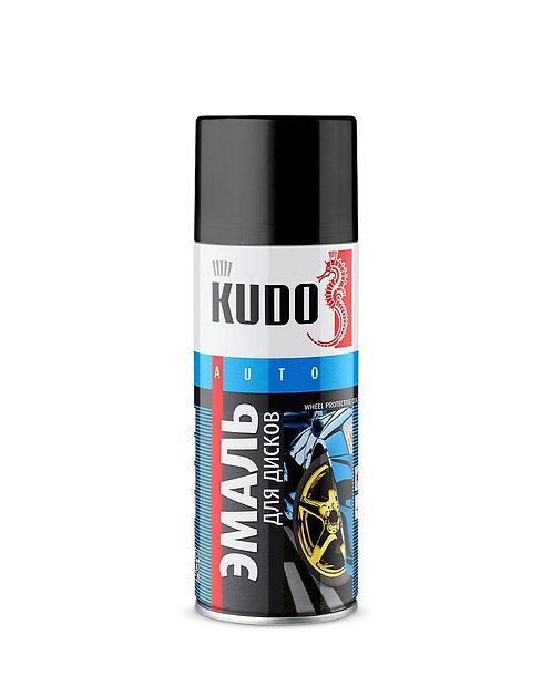 Эмаль для дисков алюминий KUDO KU-5201