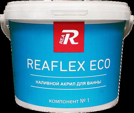 REAFLEX ECO Жидкий акрил для ванн БЕЛЫЙ