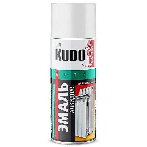 Эмаль для радиаторов отопления KUDO KU-KU-5101