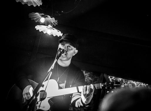 Ryan Sheridan smashes it at the Kilkenny Roots Festival, Bank Holiday weekend.
