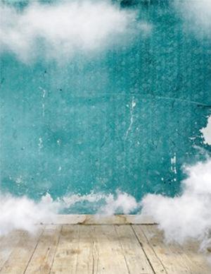 Xurxo Gómez-Chao, 'Hotel Earle. Habitación de las Flores Azules'