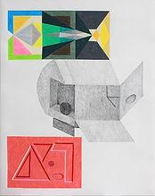 Vicente Blanco, 'sin título (estructuras para pertenecer)', 2019