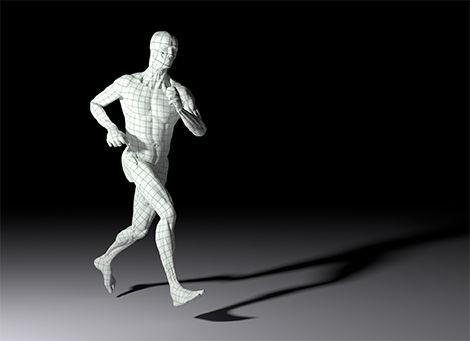 Solimán López, 'The Runner'