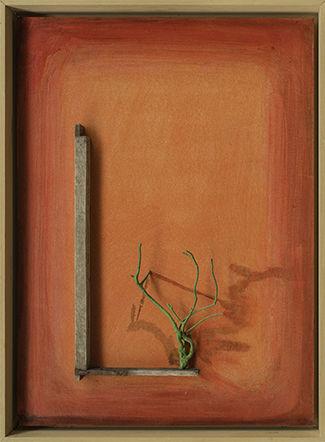 Jon Barredo, 'Verde sobre rojo'