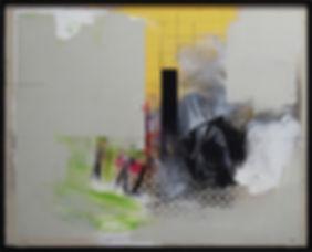 Obra en la muestra