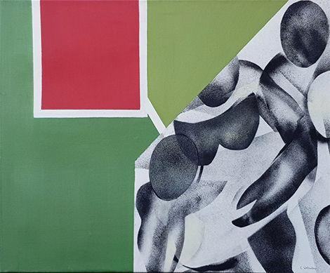 Connie Westendorp, 'Abstracción figurativa 7', 1994
