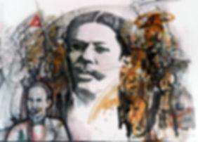 Felipe Alarcón, serie 'Mestizos somos todos'