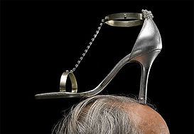 Roberto Jacoby, serie' The World´s Most Expensive Shoes' (detalle)
