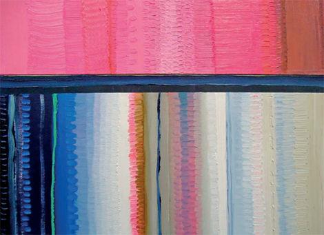 Alejandro Botubol, 'Pink-Tape' (detalle)