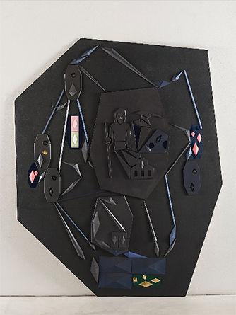 Vicente Blanco, 'Lo que concluye', 2018