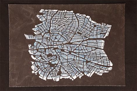 Obra de Laura Lio Martorelli, Museo de Arte Contemporáneo