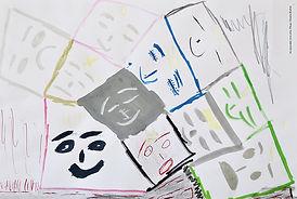'Así que pasen cinco años'. Dibujo de Silvestre, 8 años