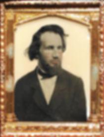 Anónimo, 'Touseld hair man', c. 1854-65