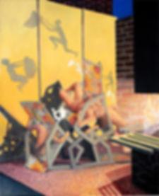 Simón Arrebola, 'El fuego de los relatos'