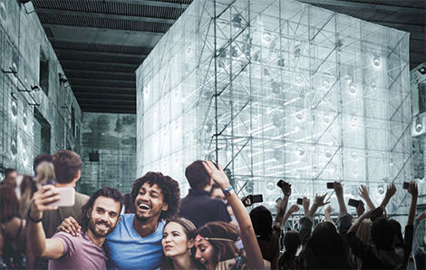 'Creative Communion Cube'
