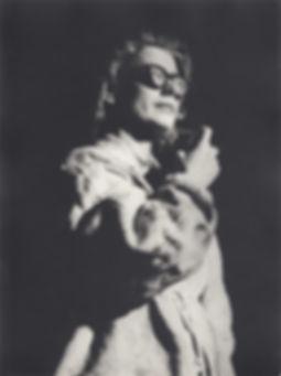 Ladik Katalin, 'Mandora II', 1985