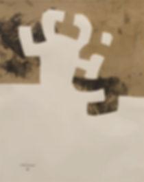 Eduardo Chillida, 'Collage', 1972
