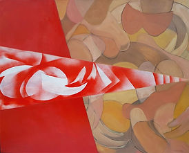 Connie Westendorp, 'Abstracción figurativa 1', 1994