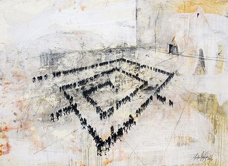 Gustavo Díaz Sosa, serie 'Burócratas y Padrinos', 2016