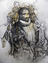 Felipe Alarcón, serie 'ADN Cervantes'