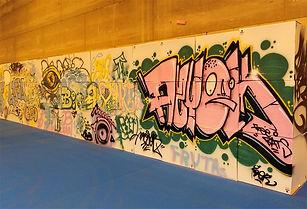 Graffiti en MULAFEST 19