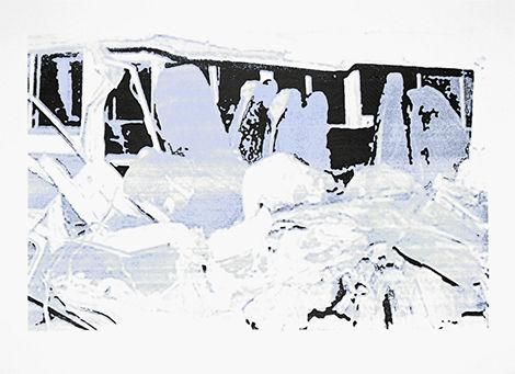 Manal AlDowayan, 'Crash - Ha'il Crash', 2014