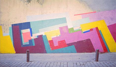 Obra de Nuria Mora
