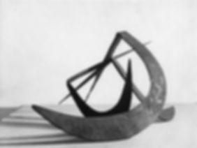 Eduardo Chillida, 'Tres I', 1952