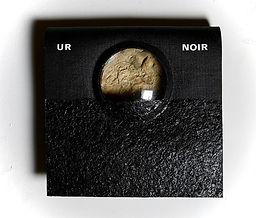 Luciano Figueiredo, 'Ur noir', 1984