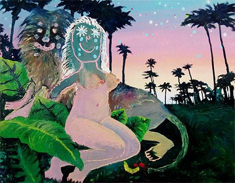 Bel Fullana, 'Tarzana Universe Possession', 2018