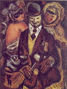 Arturo Souto, 'Entroido', 1933-34