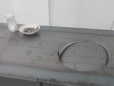 Vista parcial de la muestra