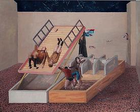 Simón Arrebola, 'Dispositivo para la observación y el descanso'