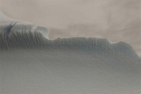 Janek Zamoyski, serie 'Antarctic Typology'