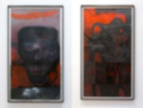 Susana Talayero, 'El oscuro en su interior 3-2', 2018