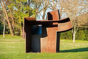 Eduardo Chillida, 'Consejo al espacio IV', 1987