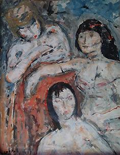 Arturo Souto, 'Mujeres', c. 1960-62