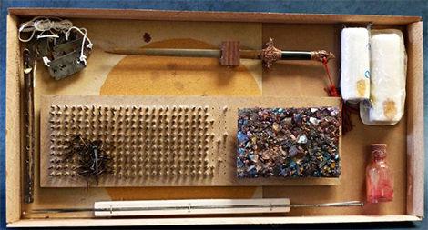 El Ingenio del Aserrío, 'Caja kit para faquires deambuladores'