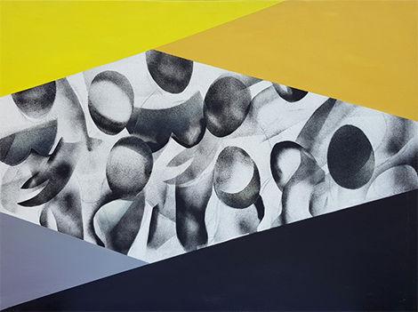 Connie Westendorp, 'Abstracción figurativa 2', 1994